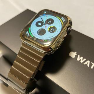アップルウォッチ(Apple Watch)のApple Watch Nike Series 5 GPS + Cellular(腕時計(デジタル))