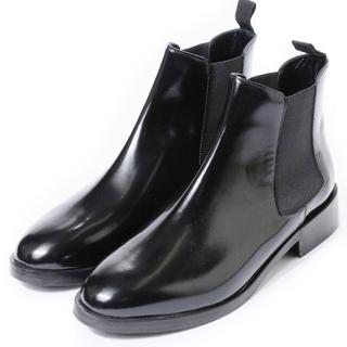 FABIO RUSCONI - ファビオルスコーニ ショートブーツ 39サイズ