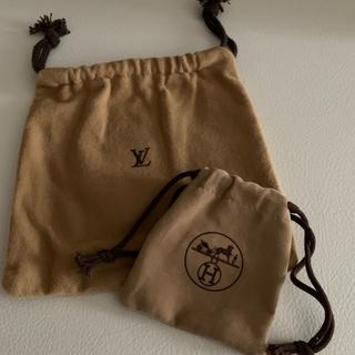 エルメス(Hermes)のエルメス ルイヴィトン巾着袋(その他)