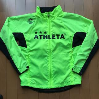 ATHLETA - アスレタ フルジップジャケット