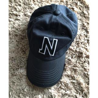 ナノユニバース(nano・universe)のnano universe キャップ 帽子 美品 キャンプなどに(キャップ)