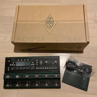 kemper / PROFILER STAGE 新品 開封のみ(エフェクター)