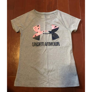 アンダーアーマー(UNDER ARMOUR)のアンダーアーマー キッズ130cm Tシャツ 未使用(Tシャツ/カットソー)