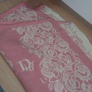 クリスチャンディオール(Christian Dior)のクリスチャン・ディオール  毛布(毛布)