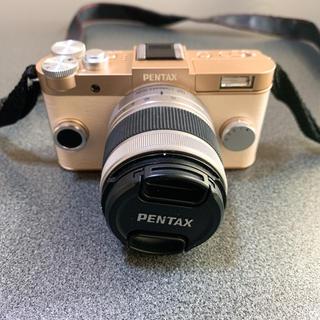 ペンタックス(PENTAX)のPENTAX Q-S1(ミラーレス一眼)