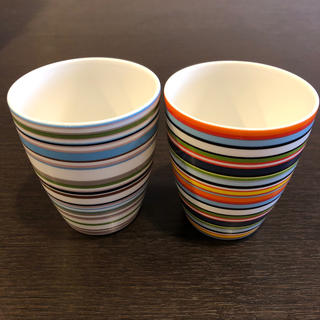 イッタラ(iittala)の【fuchain様】イッタラ オリゴ マグカップ 2個(グラス/カップ)
