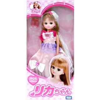 タカラトミー(Takara Tomy)の新品未使用 リカちゃん人形 ドール 洋服 セット(キャラクターグッズ)