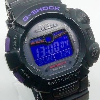 ジーショック(G-SHOCK)の希少モデル電波ソーラー MUDMAN GW-9010BP-1JF G-SHOCK(腕時計(デジタル))