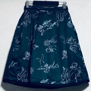 ミルク(MILK)の【MILK】ANGEL スカート(ひざ丈スカート)