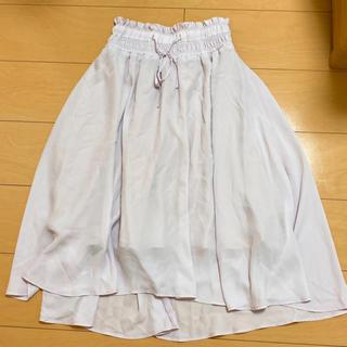 マジェスティックレゴン(MAJESTIC LEGON)のマジェスティックレゴン マーメイドラインスカート(ひざ丈スカート)