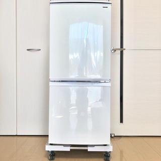 SHARP - SHARP シャープ 冷凍冷蔵庫 137L 台車付き 一人暮らし 2ドア 両開き