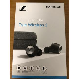 ゼンハイザー(SENNHEISER)の【新品同様】ゼンハイザー MOMENTUM True Wireless 2 (ヘッドフォン/イヤフォン)