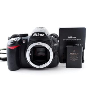 Nikon - NIKON D3100 ボディ 総ショット数6590回 #682934