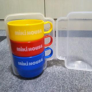 mikihouse - ミキハウス マグカップセット
