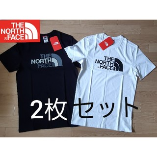 THE NORTH FACE - 2枚組 Tシャツ THE NORTH FACE