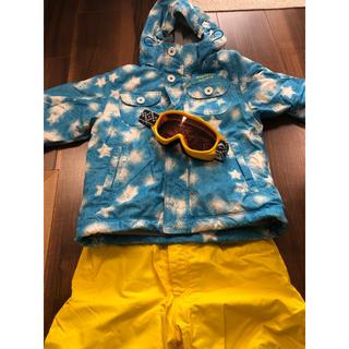 オンヨネ(ONYONE)のBaddy⭐︎sweetさま専用 幼児幼児スキーウェア &ゴーグル(ウエア)