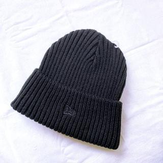 ニューエラー(NEW ERA)のNEW ERA ニューエラ  ニット帽 ビーニー 新品タグ付き 正規品(ニット帽/ビーニー)