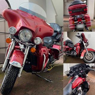 Harley Davidson - Harley-Davidson  FLHTC 1450cc ウルトラ