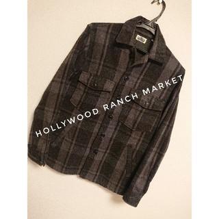 ハリウッドランチマーケット(HOLLYWOOD RANCH MARKET)のHOLLYWOOD RANCH MARKET☆ウールシャツ(その他)