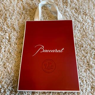 バカラ(Baccarat)のバカラ ショップバッグ(ショップ袋)