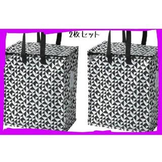 IKEA - イケア☘人気☘新品IKEA クナラ エコバッグ 収納 袋 トートバッグ ♪大容量