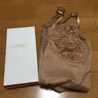 シャルレ - シャルレ☆ボディースーツ☆B85サイズ
