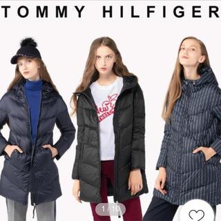 TOMMY HILFIGER - トミーヒルフィガー ダウンコート