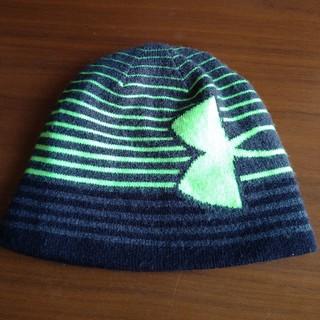 アンダーアーマー(UNDER ARMOUR)のアンダーアーマー ジュニア ニット帽(帽子)