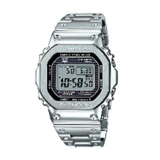 ジーショック(G-SHOCK)の【新品】G-SHOCK GMW-B5000D-1JF フルメタルシルバー(腕時計(デジタル))