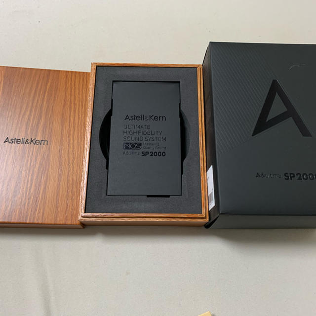 iriver(アイリバー)の値下 Astell&Kern  A&ultima SP2000 copper スマホ/家電/カメラのオーディオ機器(ポータブルプレーヤー)の商品写真