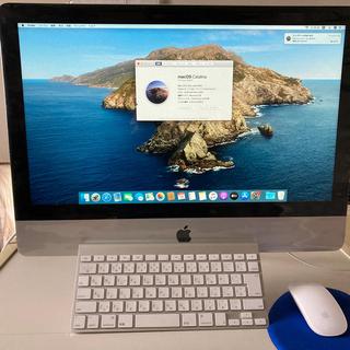Mac (Apple) - iMac 2013late 21.5inch i5 8GB 美品 箱あり