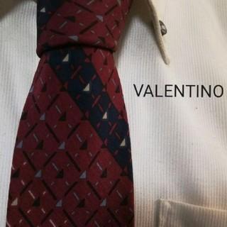 ヴァレンティノ(VALENTINO)の大人気★VALENTINOヴァレンティノ★気品溢れる高級ネクタイ★ヴィンテージ(ネクタイ)