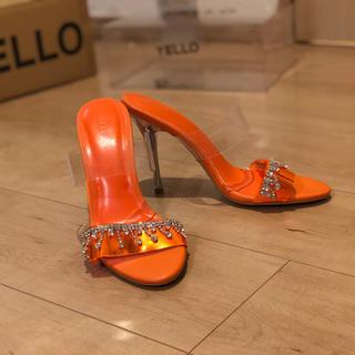 イエローブーツ(Yellow boots)のyello(ハイヒール/パンプス)