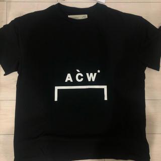 オフホワイト(OFF-WHITE)のa cold wall acw 半袖(Tシャツ/カットソー(半袖/袖なし))