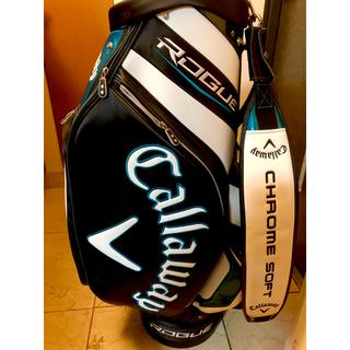 キャロウェイゴルフ(Callaway Golf)の②キャロウェイ キャディバッグ  ROGUE ローグ 石川遼 渋野日向子(バッグ)