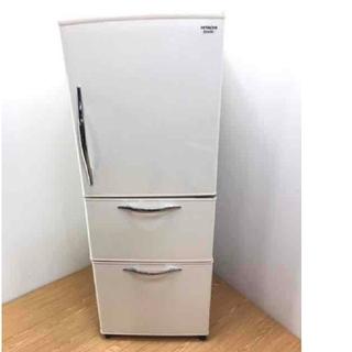 ヒタチ(日立)の冷蔵庫 レトロ バータイプ レンジが置けちゃう アメリカンレト 使いやすいサイズ(冷蔵庫)