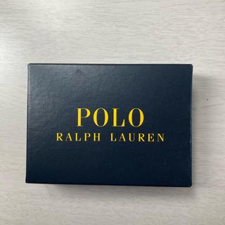 ポロラルフローレン(POLO RALPH LAUREN)のpolo Ralph Lauren 名刺 カード入れ(名刺入れ/定期入れ)