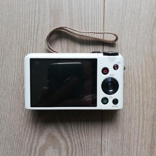 カシオ(CASIO)のPIN様専用CASIO デジタルカメラ EXILIM EX-ZR200 ホワイト(コンパクトデジタルカメラ)