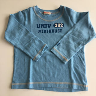 ミキハウス(mikihouse)のミキハウス ロンT 100(Tシャツ/カットソー)