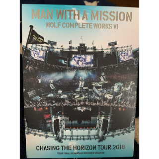 MAN WITH A MISSION - MAN WITH A MISSION DVD