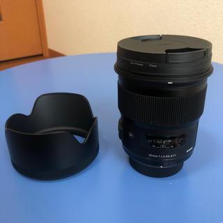 SIGMA - SIGMA art50mm f1.4 Nikonマウント