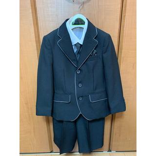 エニィファム(anyFAM)の【とも様専用【110】セットアップスーツ、シャツ、ネクタイ5点セット(ドレス/フォーマル)
