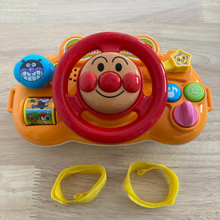 アンパンマン - 【アンパンマン】おでかけメロディハンドル おもちゃ