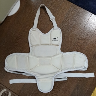 ミズノ(MIZUNO)のミズノ空手胴プロテクターM(相撲/武道)