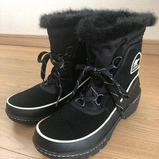 ソレル(SOREL)のSOREL(ソレル) ブーツ 黒 ティボリ3 TIVOLIⅢ(ブーツ)
