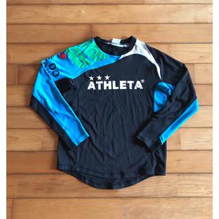 ATHLETA - ATHLETE アスレタ プラシャツ 長袖 150サイズ