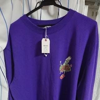 ビームス(BEAMS)のleftaloneロンティー(Tシャツ/カットソー(七分/長袖))