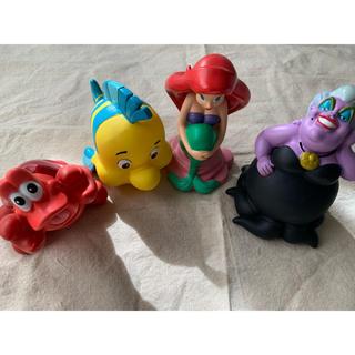 Disney - リトルマーメイド アリエル お風呂で遊べるおもちゃ