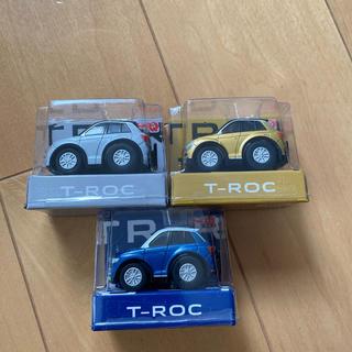 フォルクスワーゲン(Volkswagen)のT-roc チョロQ(ミニカー)