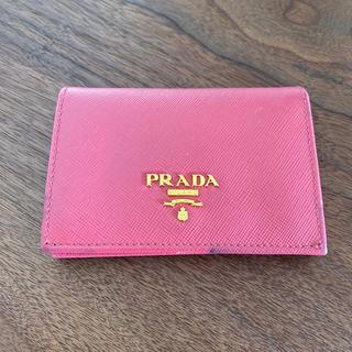 PRADA - PRADA プラダ 名刺入れ